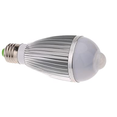 PST@ E27 led lamp 10W Led corn bulb 90-260V ampoule Led light candle downlight bombillas 120V high brightness, White - - Amazon.com