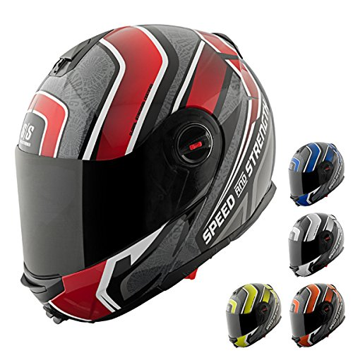Speed and Strength SS1700 Lock and Load Helmet - X-Large/Black