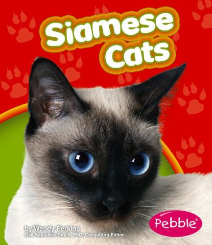 Download Siamese Cats pdf epub