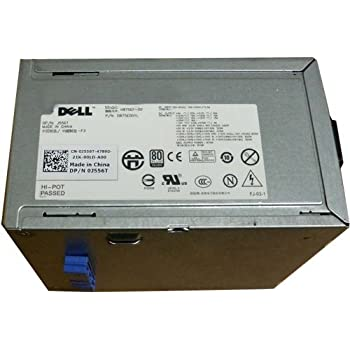 Amazon Com J556t Dell Precision T5500 875w Power Supply