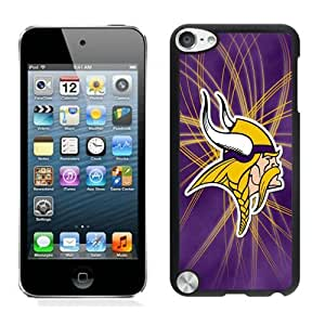 Minnesota Vikings NFL Ipod Touch 5 Case,MP3 Covers