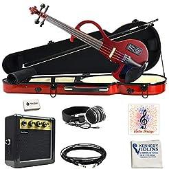Bunnel SHREDDER Electric Violin Outfit (...