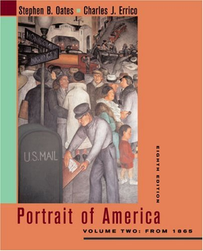 ortrait of America: Volume Two: From 1865: 8th (eigth) Edition ()