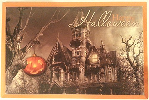 Happy Halloween Wall Plaque -