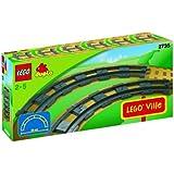 LEGO DUPLO 2735 Vías Curvas