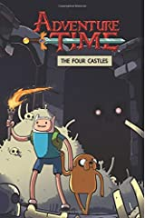Adventure Time Original Graphic Novel Vol. 7: Four Castles (7) Paperback