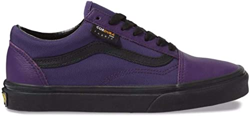 Vans sneakers old skool viola e nero privalia viola pelle