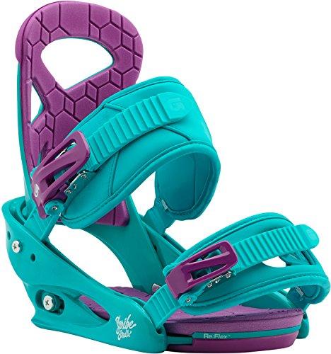Burton Scribe Smalls Snowboard Bindings Kids Sz S (4-7)