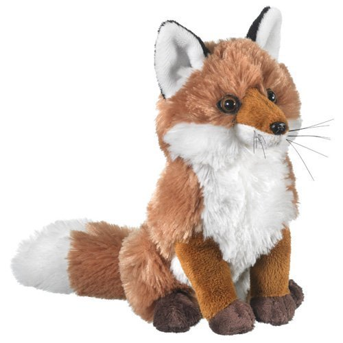 Wildlife Artists Fox Stuffed Animal Plush Toy CCR-1180R