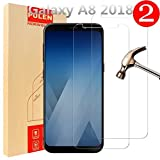[2 Pack] Samsung Galaxy A8 2018 Screen Protector,...