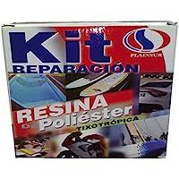Plainsur - Kit De Reparacion Resina De Poliester
