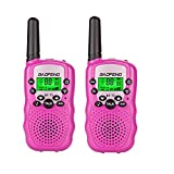 Kids Toys Walkie Talkies for Girls Children Youth Toys for 3-12 Year Old Girls Gift Birthday Present...