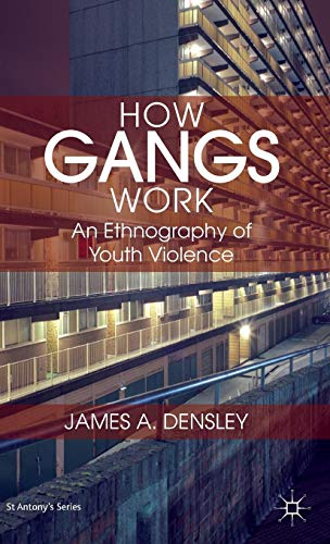 How Gangs Work: An Ethnography of Youth Violence (St Antony's Series)