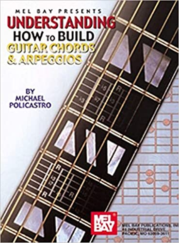 Understanding How to Build Guitar Chords & Arpeggios: Michael ...