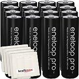 kraftmax Panasonic Eneloop PRO XX - 16 Batterie AA mignon, 2500 mAh, V5