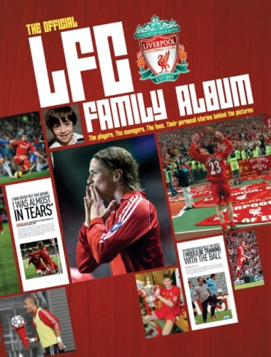 The Liverpool Football Club Family Album pdf epub