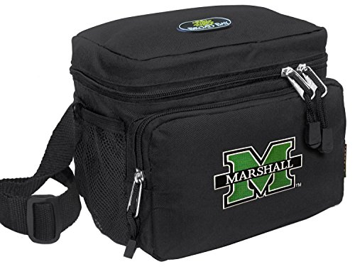 Broad Bay Marshall University Lunch Bag OFFICIAL NCAA Marshall Lunchboxes by Broad Bay