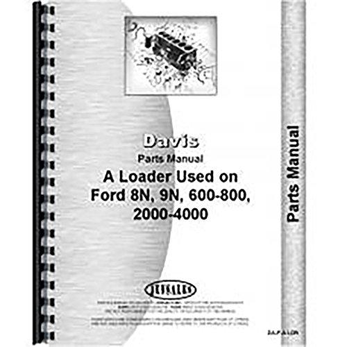 New Ford 4000 Loader Parts (Ford Loader Parts)