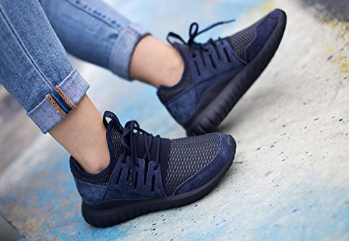 Zapatillass TUBULAR RADIAL collegiate navy/collegiate navy/night 16/17 Adidas Originals Azul