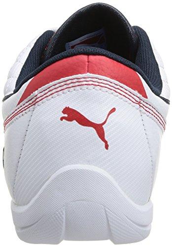 L Drift mode Blanc Puma Ms White Baskets homme Cat 6 White AUUT4q