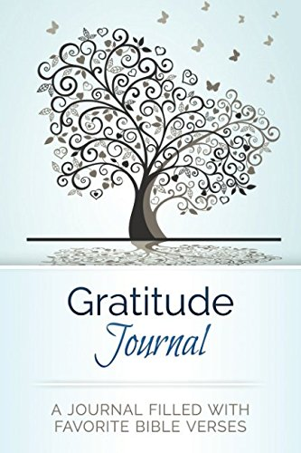 Gratitude Journal: A Journal Filled With Favorite Bible Verses (KJV) cover
