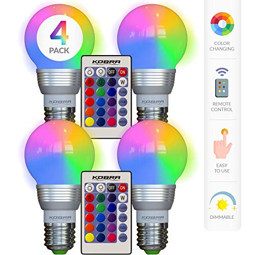 KOBRA LED Bulb Color