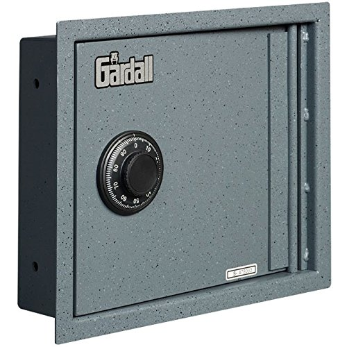 4-Inch-Depth-Wall-Safe-with-Combination-Lock