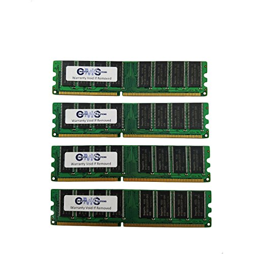 8Gb (4X2Gb) Ram Memory Compatible with Sun Blade 1500, 2500, Sx1500, Sx2500 For Servers Only By CMS C51 ()