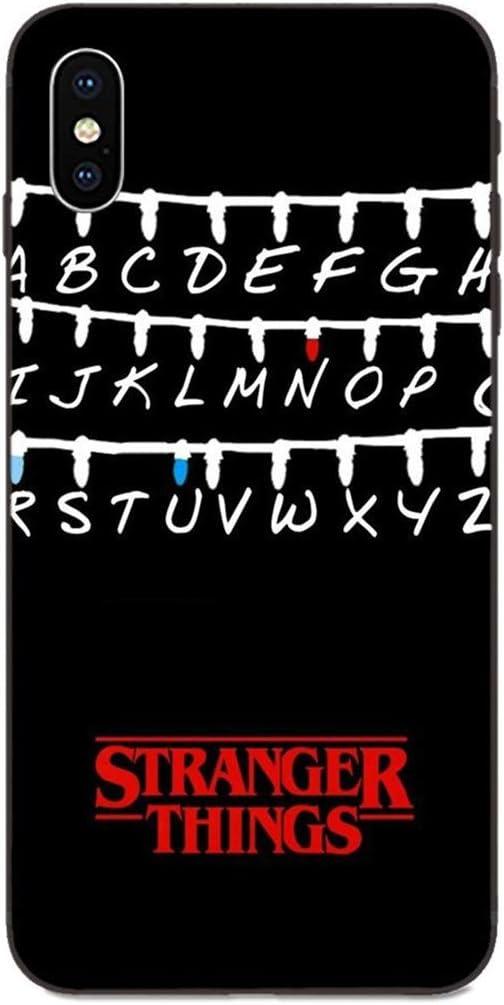 LNLYY Stranger Things Xiaomi Mi A2 Funda Carcasa Case Cover Stranger Things Finn Wolfhard para Xiaomi Mi A2