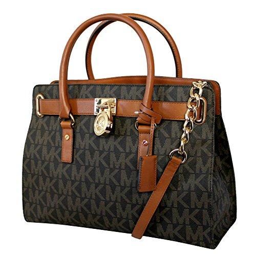 michael-michael-kors-hamilton-traveler-large-large-ew-satchel-2016-handbag-brown-print