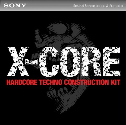 X-Core: Hardcore Techno Construction Kit [Download] by Sony
