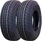 2 New Grand Ride Premium Trailer Tires ST 175/80R13 8PR Load Range D - 11012 …
