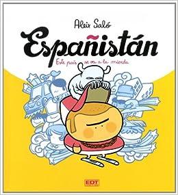 Españistán: este país se va a la mierda (Popcorn): Amazon.es: Salo, Aleix: Libros