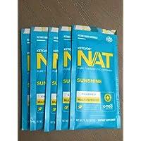 Pruvit Keto//NAT OS SUNSHINE Charged 5 Individual packets