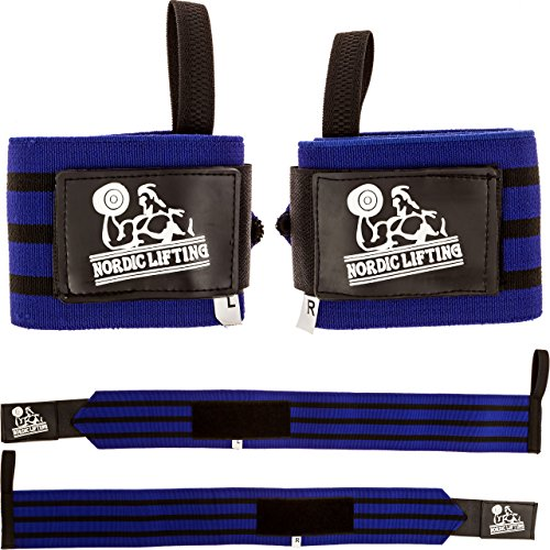 Wrist Wraps Super Heavy Duty (1 Pair/2 Wraps) 24
