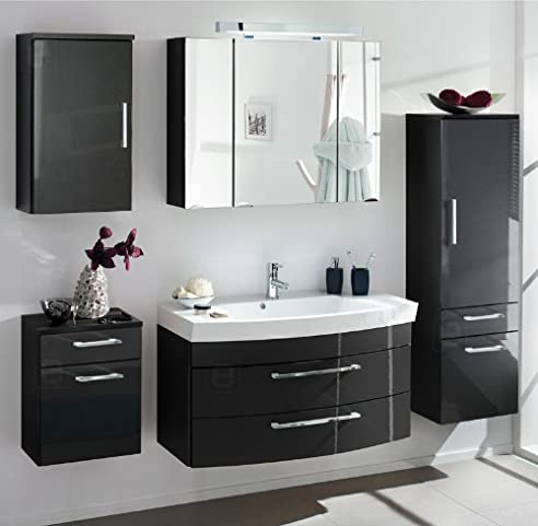 badm bel set anthrazit reuniecollegenoetsele. Black Bedroom Furniture Sets. Home Design Ideas
