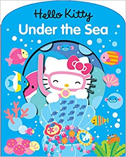 24faeb223 Hello Kitty Under the Sea - Cut Through: 9781782968160: Books - Amazon.ca