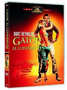 Gator, El Confidente [DVD]