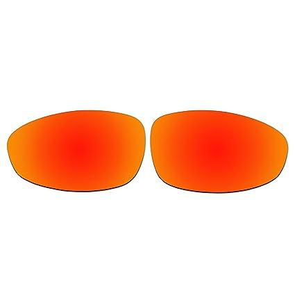 Amazon.com: Reemplazo Fire Rojo anteojos de sol lentes ...