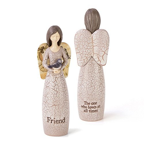 Friend Statue - Carson, Angel Blessings