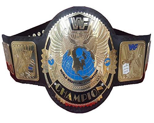 (WWF Big Eagle Wrestling Championship Belt.Adult Size Replica)