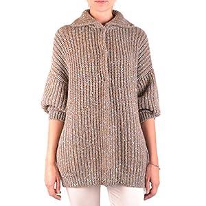 BRUNELLO CUCINELLI Women's MCBI35681 Multicolor Cashmere Cardigan