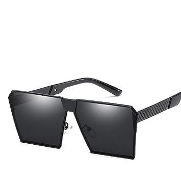 XWH Gafas de Sol polarizadas, Gafas de Sol cuadradas ...
