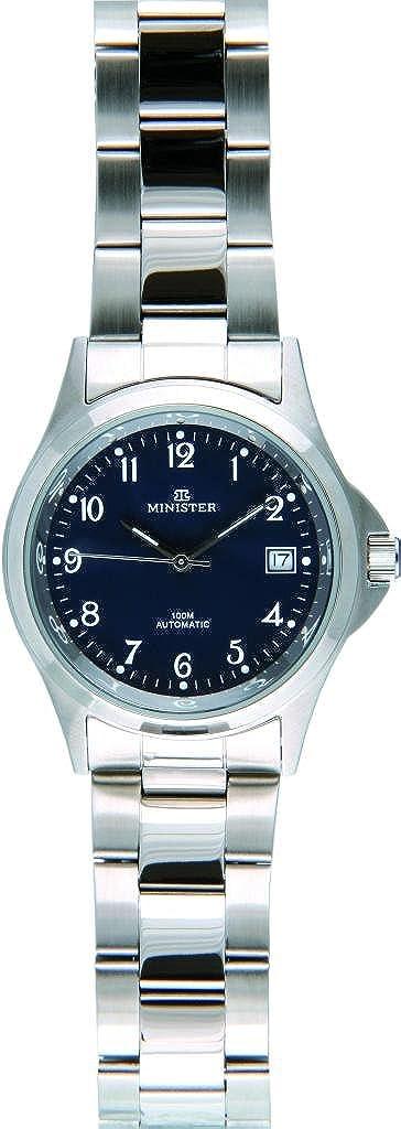 Minister automatico-7674 Reloj hombre de pulsera automatico-: Amazon.es: Relojes