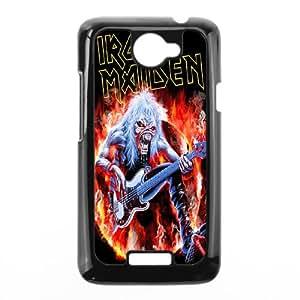 DIY Stylish Printing Iron Maiden Cover Custom Case For HTC One X MK1W572162