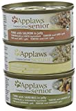 Applaws Multipack Food Tin For Senior Cat 70g x 6 Pack