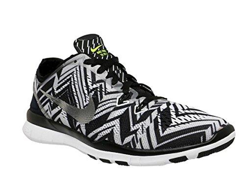 Wmns Nike Free 5.0 Sz 9,5 Tr Passe 4 Prt 629.832 017