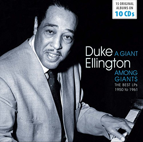 Duke Ellington: A Giant Among Giants-the Best from 1950 to 1961[Box Set]
