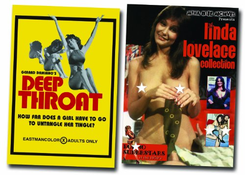 Deep throat linda lovelace dvd
