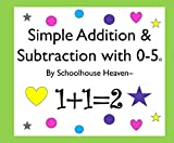 Simple Addition & Subtraction with 0-5 Workbook